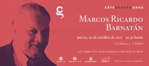 Marcos Ricardo Barnatán @ Casa Góngora | Córdoba | Andalucía | España
