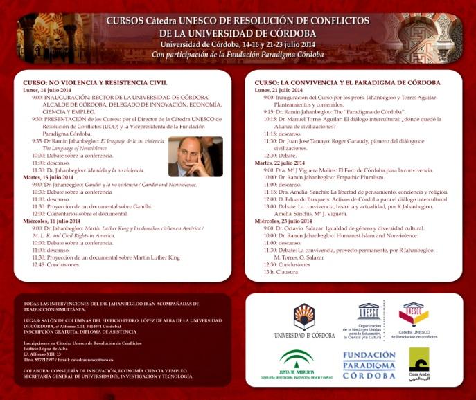 14-Julio-2014-Cursos-Catedra-UNESCO-de-Resolucion-de-Conflictos-de-la-Universidad-de-Cordoba