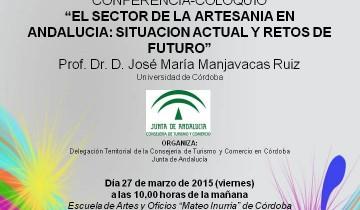 Diseño Cartel Acto Artesanía 2015