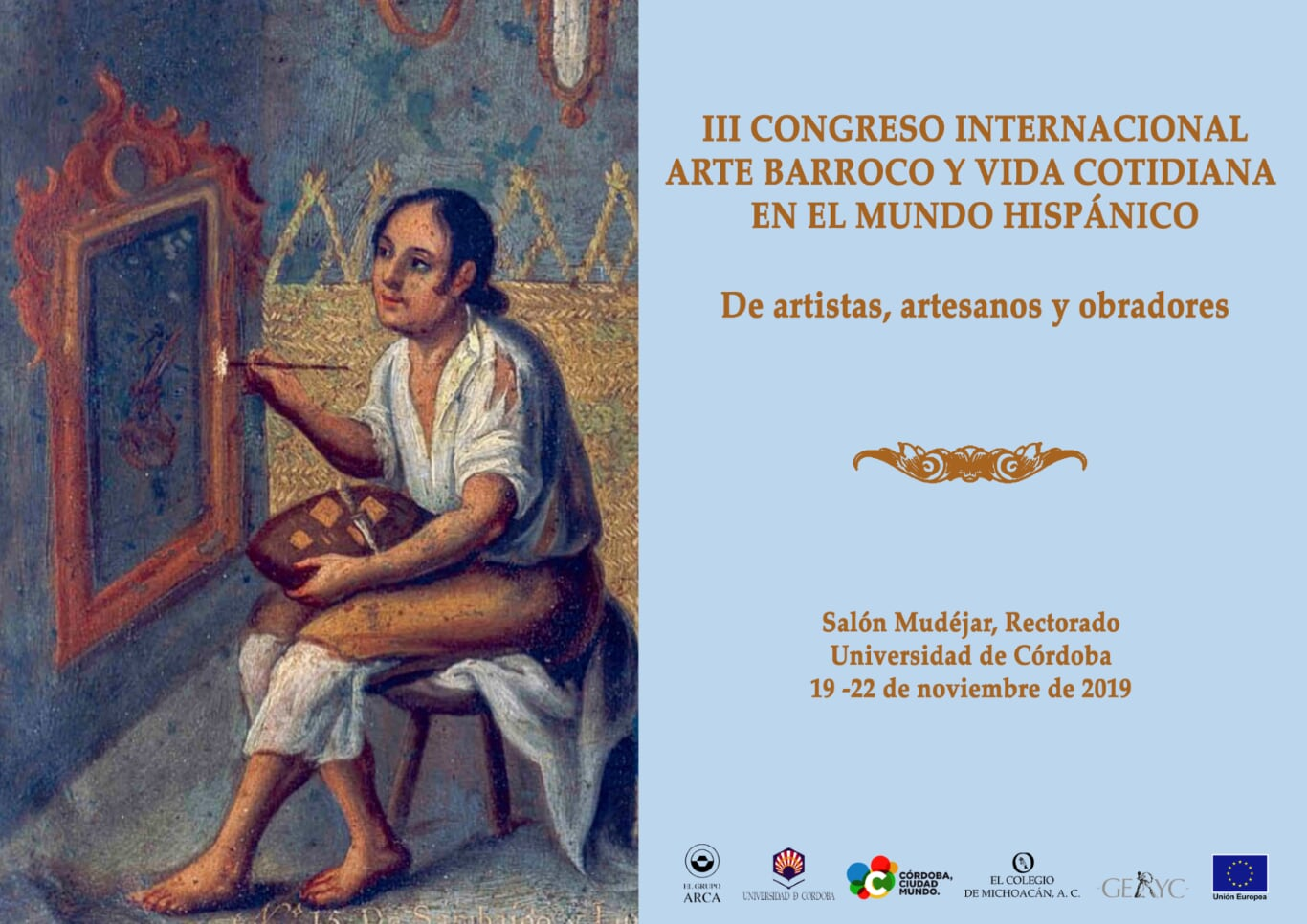 cartel III Congreso