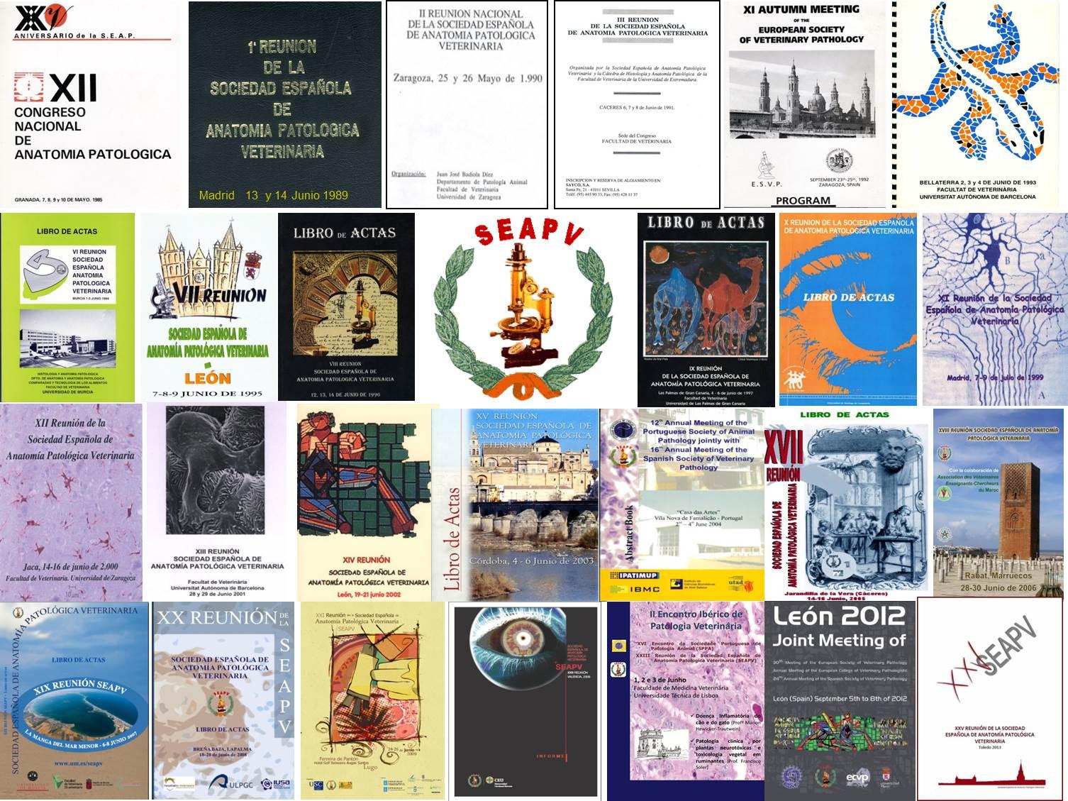 Sociedad Española de Anatomía Patológica Veterinaria