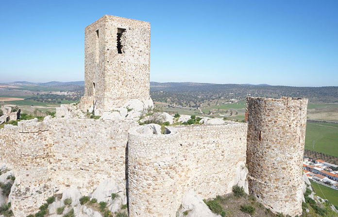 El Castillo de Belmez