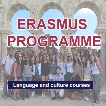 Cursos de Lengua y Cultura Programa ERASMUS