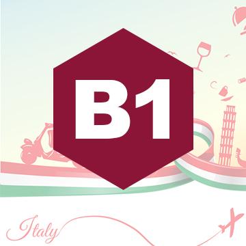 Curso  B1 italiano UCO