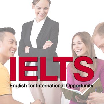 Curso de familiarización examen  IELTS
