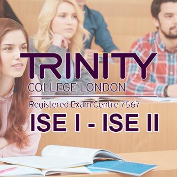Curso de preparación a examen oficial Trinity  ISE II