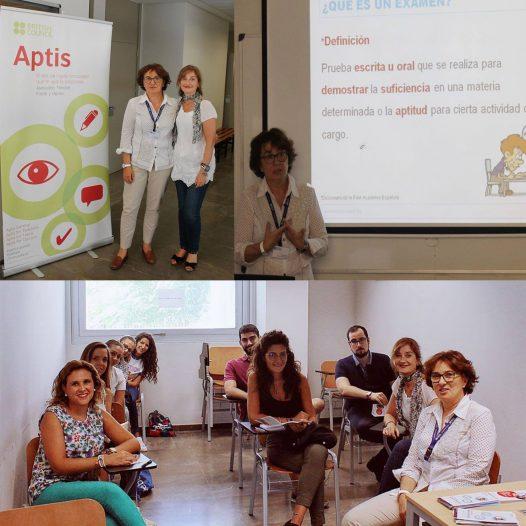 Presentación del APTIS en Ucoidiomas con motivo del Día Europeo de las Lenguas