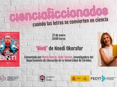 María García-Cano, IP2 del proyecto, participa en el programa de la UCO de Cienciaficionados (27 enero 2021)