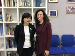 Entrevista a Vera V. Hitryuk (Universidad Estatal Pedagógica de Bielorrusia) (16 enero 2019)