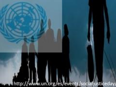 20 de febrero, Día Mundial de la Justicia Social