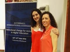 Congreso ACCESS4ALL (Bucarest, 26-27 junio 2018)