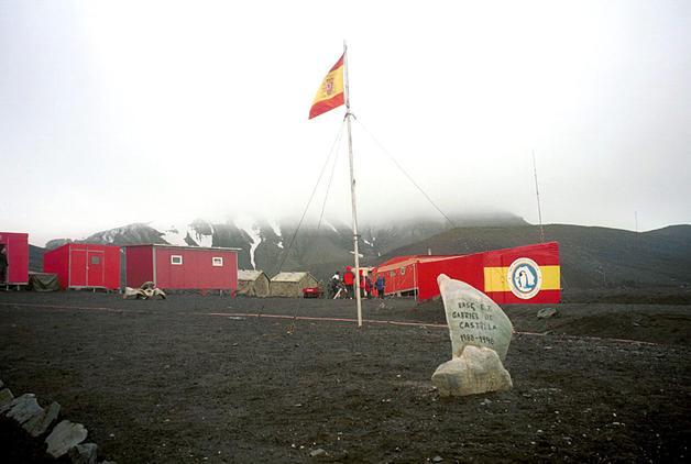 Antártida investigadores videoconferencia