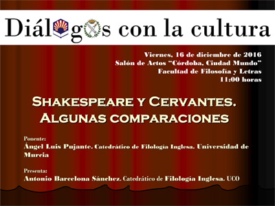 cervantes shakespeare dialgos