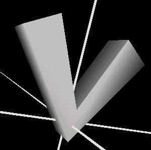 VRML Tutorial: Extrusion Node