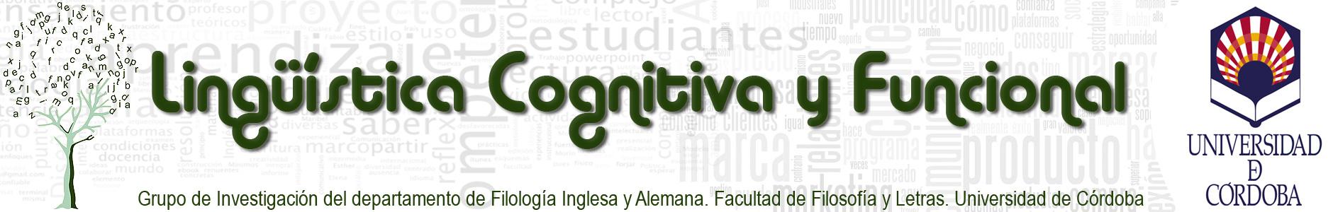 Lingüística Cognitiva y Funcional