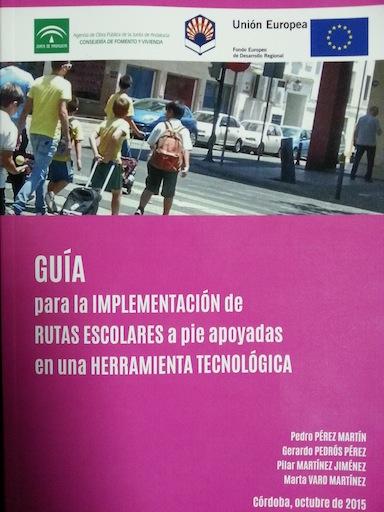 Guía implementación pedibuses con tecnología