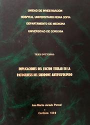 tesis ana jurado porcel portada