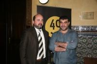 Kostas Vaxevanis reclama a los periodistas que vuelvan a ejercer como un verdadero contrapoder