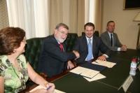 La Universidad de Córdoba y Domus Valua firman un convenio marco de colaboración
