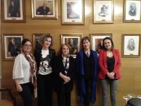 Integrantes del jurado del Premio a la Igualdad Alicia Salcedo