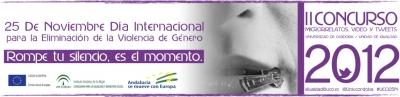 Banner anunciador del certamen