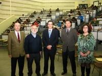 Celebrada la Fase Local de la XXV Olimpiada de Química