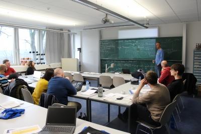 Investigadores durante la reunión celebrada en Trier para asentar estos principios