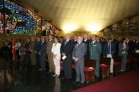 Representantes de las Instituciones asistentes al acto