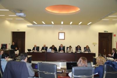 Última sesión de Consejo de Gobierno de la Universidad de Córdoba de 2017