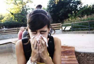 El número de alérgicos va en aumento