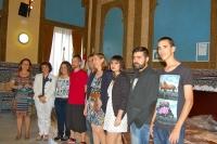Entrega de Premios Ucopoética