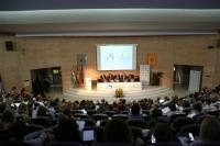 Un momento del plenario