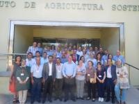 Un proyecto de la UCO y la FAO intenta mejorar la productividad del agua en Oriente Próximo y el norte de África