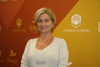 Carmen Galán, en una imagen de archivo