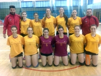 Equipo de voleibol femenino de la UCO
