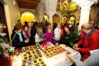 Numeroso público asistió ayer en la Filmoteca de Andalucía a la segunda actividad del ciclo Gastrocine
