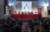 El presidente de Crue Universidades Españolas reclama al Parlamento un pacto de Estado que asegure el futuro de la Universidad