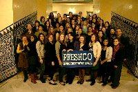 44 estudiantes norteamericanos inician una nueva estancia dentro del Programa Preshco