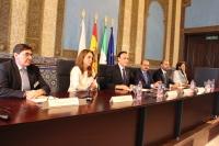 Inauguración de la X Reunión de la Red OTRI de Andalucía