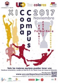 El lunes echa a rodar la XI de la Copa Campus de la Universidad de Córdoba