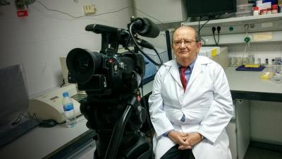 Miguel Valcárcel, catedrático de Química Analítica de la Universidad de Córdoba