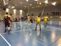encuentro de semifinales UCO-USE del CAU 2016