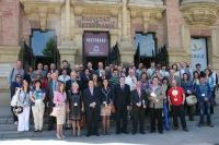 Participantes en el encuentro