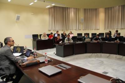 Reunión de la Comisión de Asuntos Estudiantiles