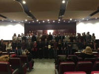 Participantes en el III Congreso de Investigadores Noveles