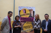 Pablo García, Rafaela Valenzuela, Carmen Blanco y Joaquín Dobladez