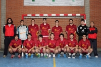 Equipo de balonmano de la UCO