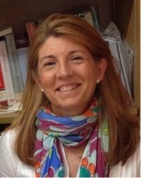 La profesora Amalia Hidalgo