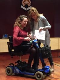 Premio a la UCO por su promoción del deporte para el alumnado con discapacidad