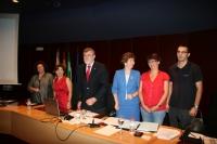 Nuevo Claustro de la Universidad de Córdoba